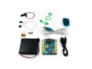 32 Channels Servo Controller Kit for Robotic Arm Biped Robot Kit