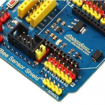 Arduino XBee Sensor Shield
