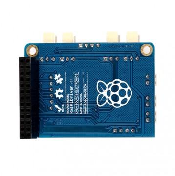 RasPiDrive RasPiRobot Board Raspberry Pi DC Motor Driver