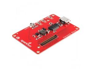 SparkFun Block for Intel® Edison - Console