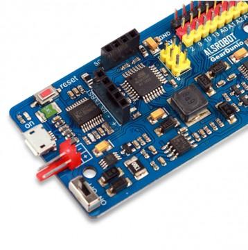 Gearduino Controller Dual Drive DC Motor Drive for Arduino