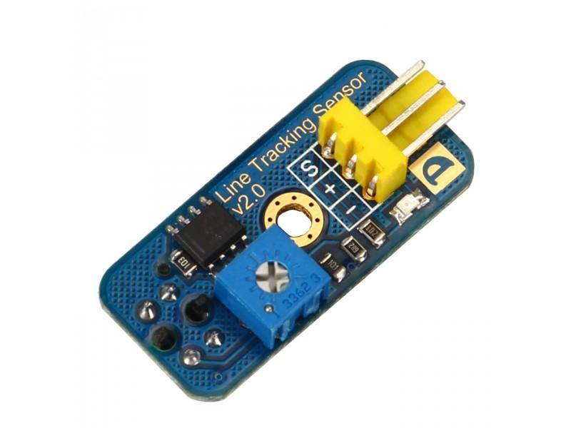 Mini IR Line Tracking Sensor