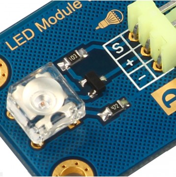 LED Module (Color:Red)