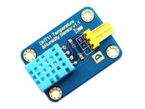 DHT11 Temperature Humidity Sensor