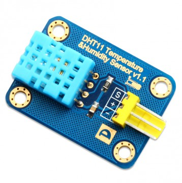 DHT11 Temperature Humidity Sensor