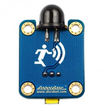 PIR (Motion) Sensor for Arduino Uno R3 Controller