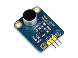 ALSRobot Electret Microphone Analog Sound Sensor