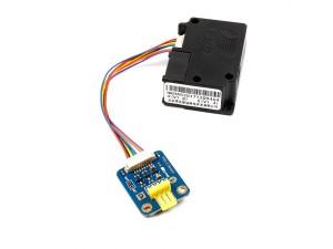 PM2.5 sensor laser dust sensor anti-smog air quality detector for Arduino Programming