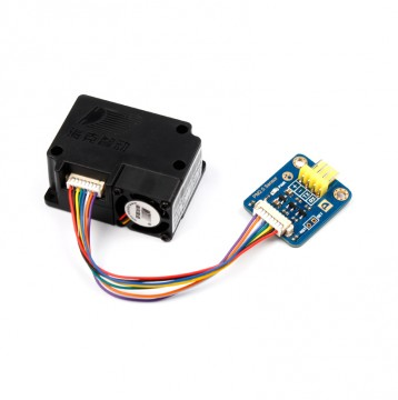 PM2.5 sensor laser dust sensor anti-smog air quality detector for Arduino Programming