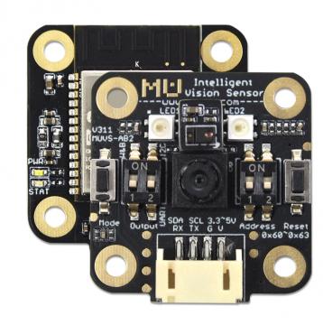Image recognition sensor