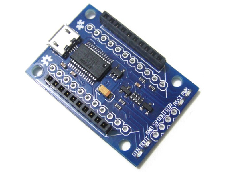 XBee Explorer USB Shield