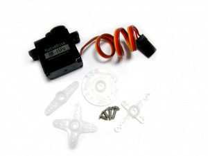 RB-15PG Micro Servo Motor