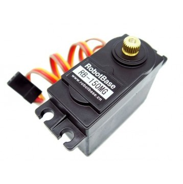 RB-150MG Metal Gear Servo Motor