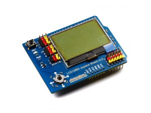 Arduino LCD 12864 Joystic Shield