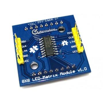 8x8 LED Matrix Module 1.0 for Arduino Controller