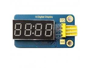 4-Digital Display 7 Segment Numeric Display