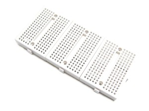 Small Self - Adhesive Breadboard Compatible with Arduino Proto Shield