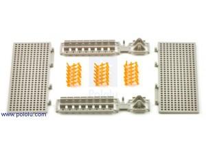 Tamiya 70157 Universal Plate Set (2pcs)