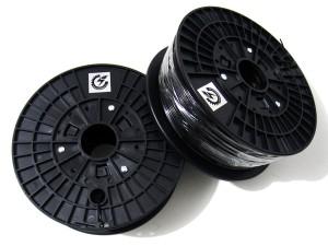 PLA Filament for 3D Printer--Black