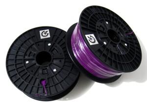 PLA Filament for 3D Printer -- Purple