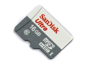SanDisk 16G Class10 Memory Card for Raspberry Pi B+