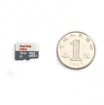 SanDisk 16G Class10 Memory Card for Raspberry Pi B+