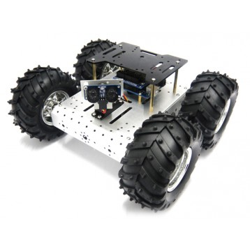 ALSRobotBase AS-4WD Mobile Platform Deck