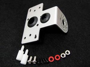 Ultrasonic Sensor Mounting Bracket--Silver