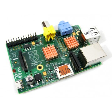 Thermal Fin for Raspberry PI and PcDuino