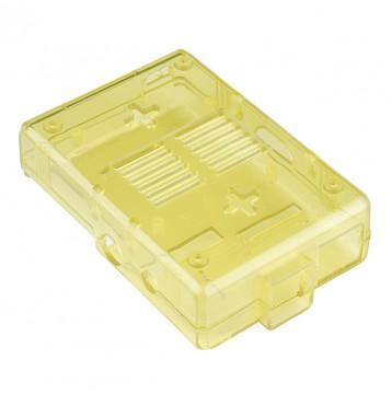 Pi Tin for the Raspberry Pi B - Yellow