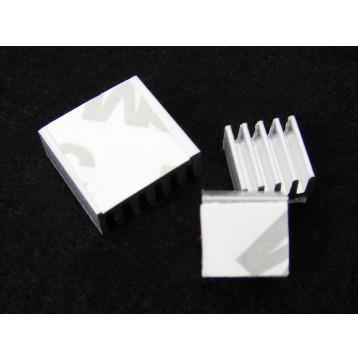 Aluminum Heatsink Kit for Raspberry Pi(3pcs)
