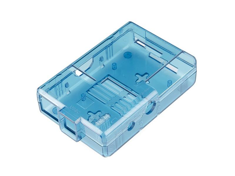 Pi Tin for the Raspberry Pi B - Blue
