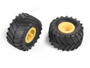 Tamiya 70096 Off - Road Tires - 2 tires