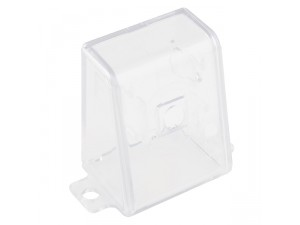 Raspberry Pi Camera  Plastic Case - Clear