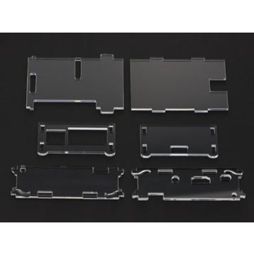 Acrylic Raspberry Pi B+ Enclosure B+ Case-Clear