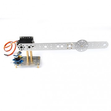 ALSRobotBase I Shape Aluminum Bracket Kit