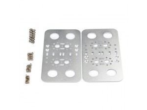 Multi-Function Aluminum Foot Plate Kit