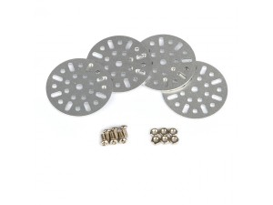 Multi-function Aluminum Circular Plate Kit