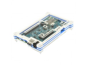Eleduino Intel Edison Acrylic Enclosure White/Blue Case for Edison Development Board