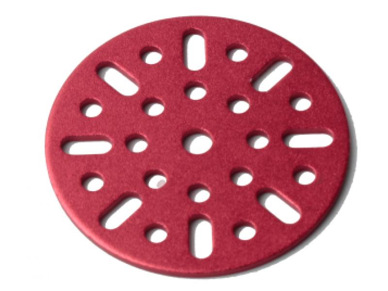 Multi-function Aluminum Plectane