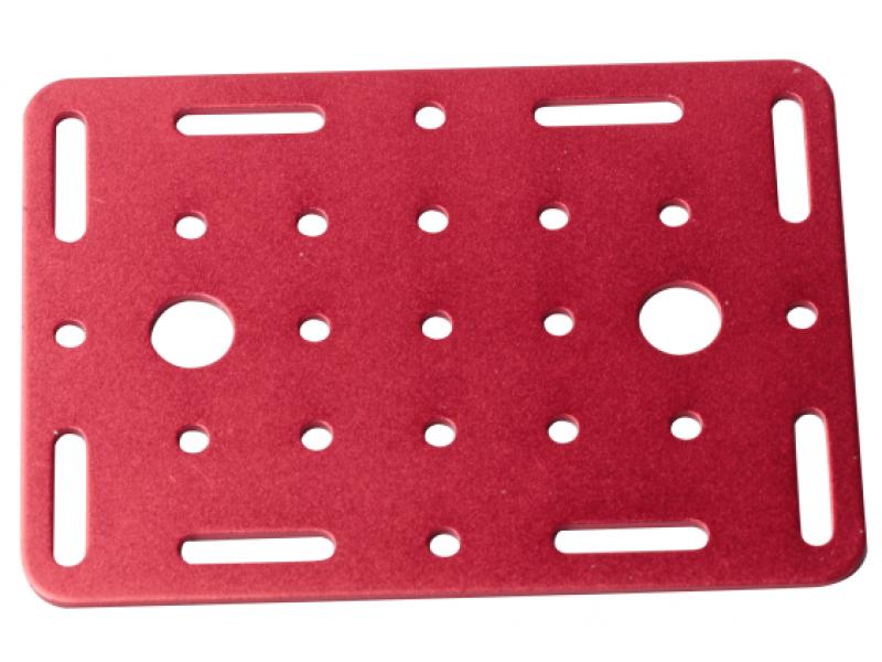 Multi-function Aluminum Square Slab