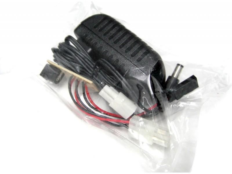 NiMH / Ni-Cd battery charger
