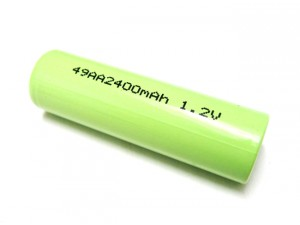 5#AA/2400mAh batteries