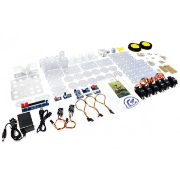 ALSRobot Getting Started with Robot Kit - Improve