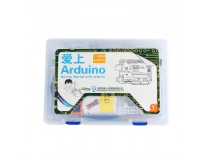 Getting Started with Arduino Kit--Carduino UNO R3 Controller