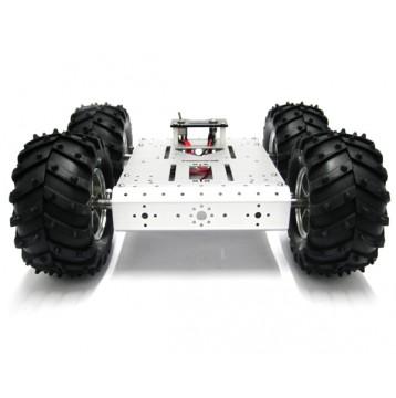 4WD Aluminum Mobile Robot Platform