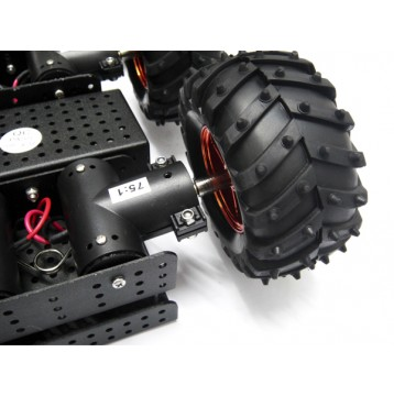 Wild Thumper 6WD Chassis
