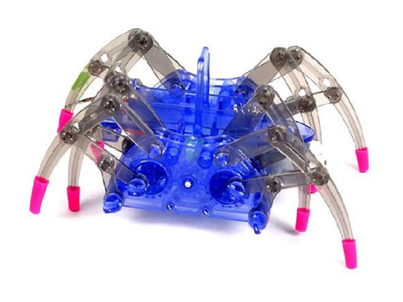 DIY B/O Spider Robot Educational Robot Kit