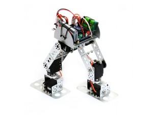 AS-6DOF biped robot--within Electronic Control Syetem