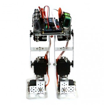 AS-6DOF biped robot--within Electronic Control Syetem